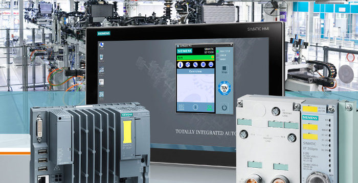 simatic automation controller siemens