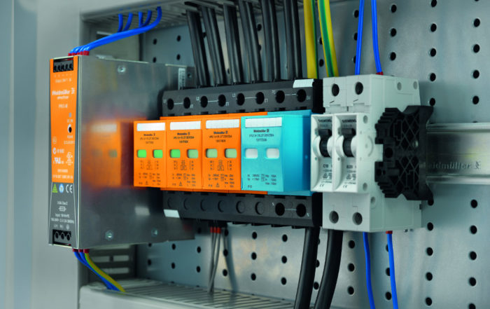 surge protection weidmuller aps industrial