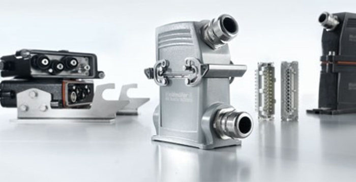aps industrial weidmuller heavy duty connectors