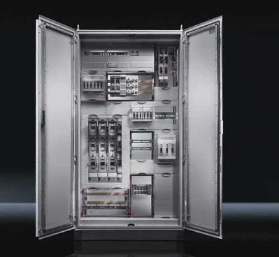 Ri4Power ISV distribution enclosure
