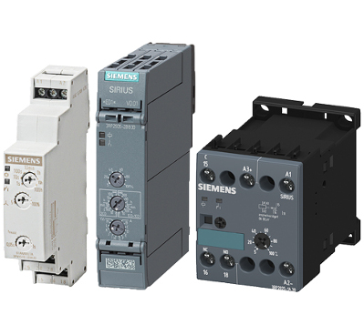 Siemens Timing Relays