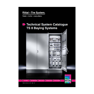 Rittal TS 8 Baying Systems