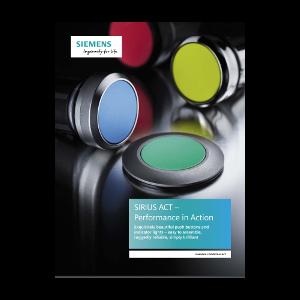 Siemens Pushbuttons Brochure