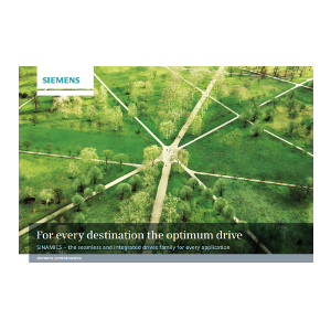 Siemens Sinamics Drives
