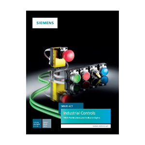 Siemens Sirius ACT Catalogue