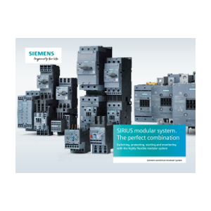 Siemens Switching, Protection, Starting and Monitoring