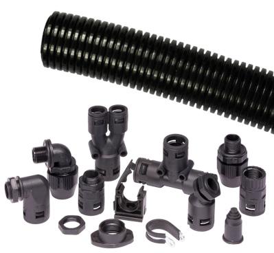 Ramtight nylon conduit and fittings