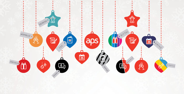 APS Christmas Cards 2018