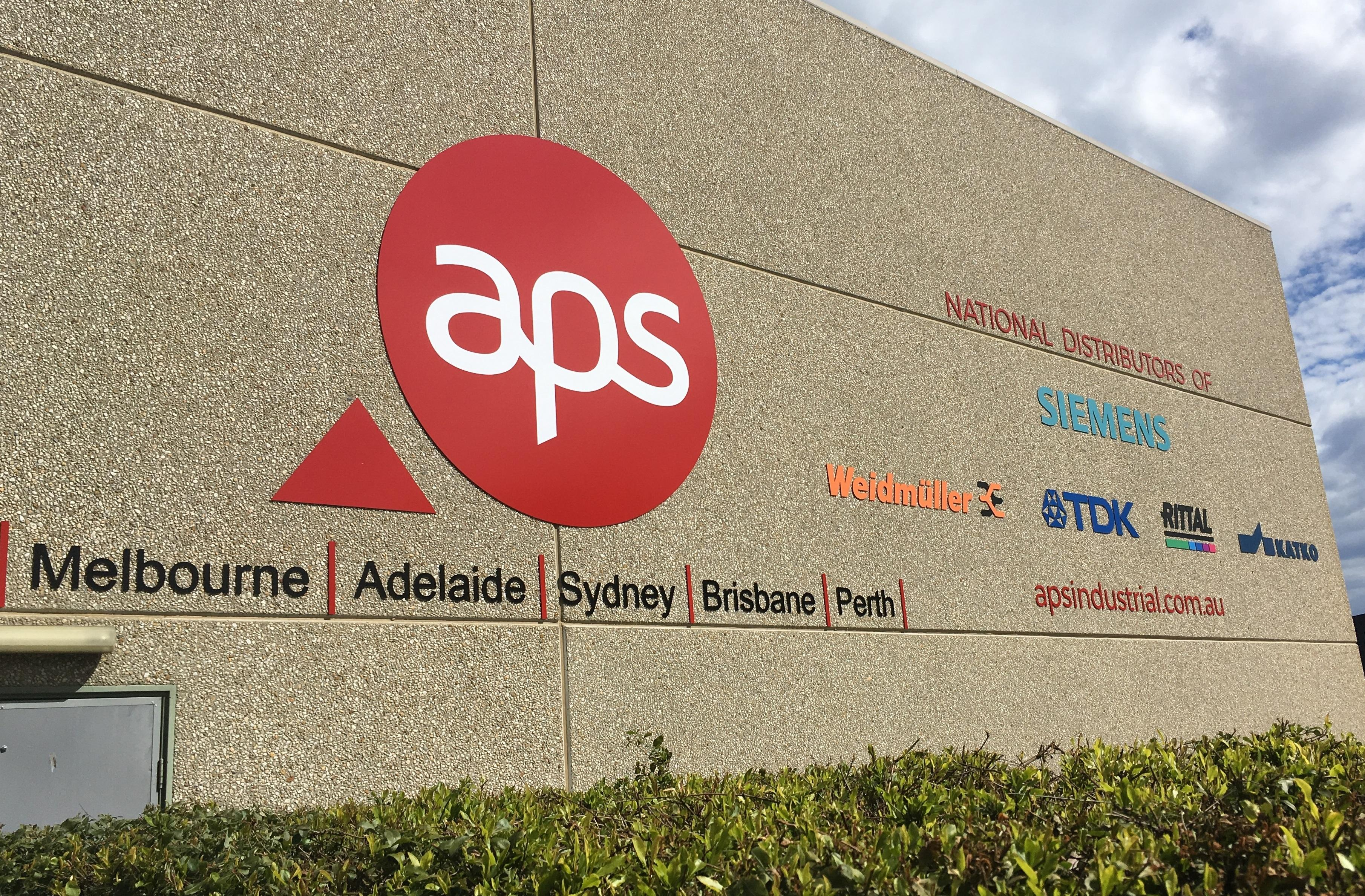 APS Industrial open new head office in Melbourne with increased stock-holdings and delivery capability