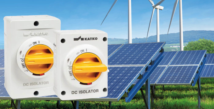 KATKO PV Switches