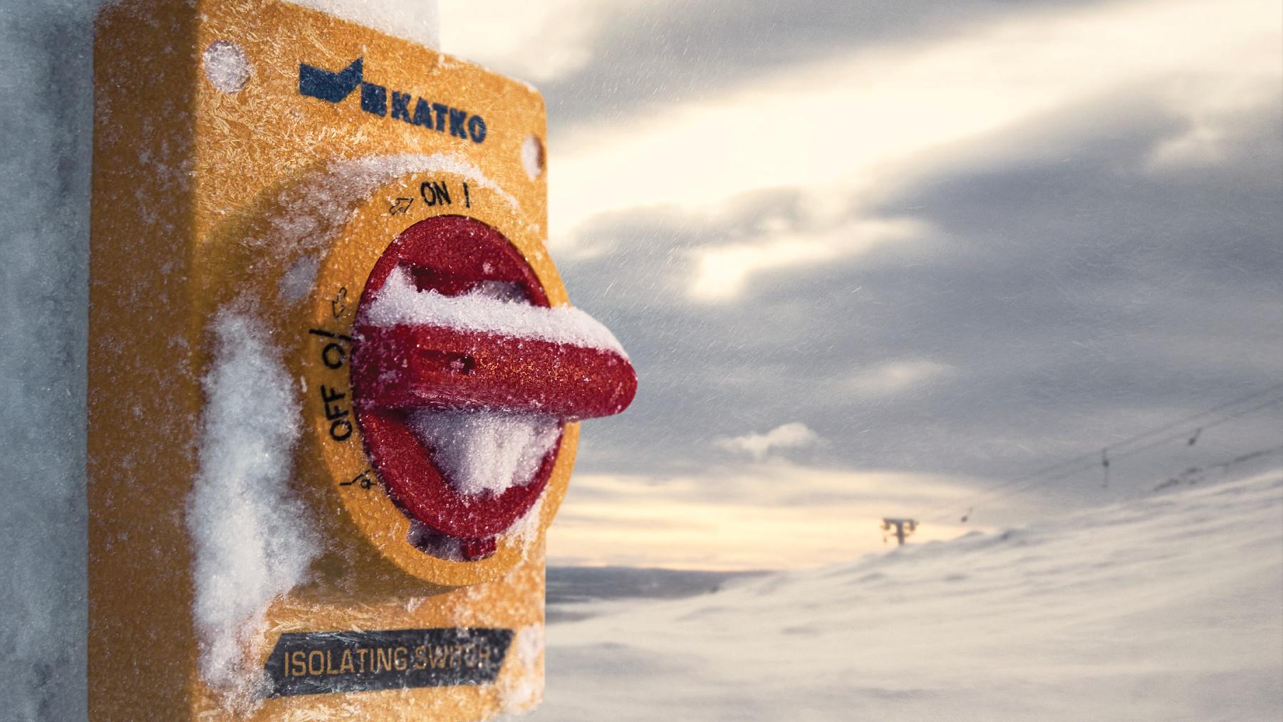 Katko Switch Snow